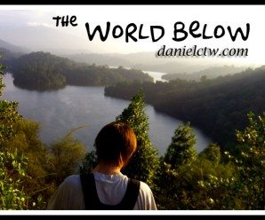 Bukit Tabur Over The Lake
