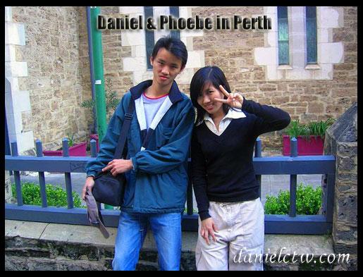 Daniel and Phoebe