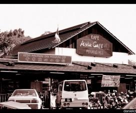 Asia Cafe Air Itam Penang