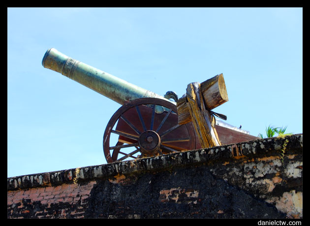Cannon Fort Conwallis