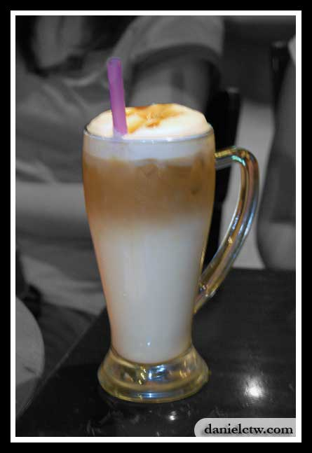 Almond Coffee Friendster Coffee