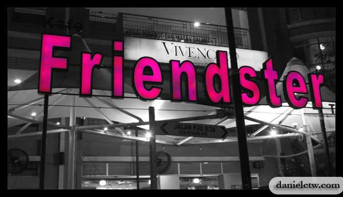 Friendster Cafe
