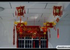 Chinese New Year Decoration Houses