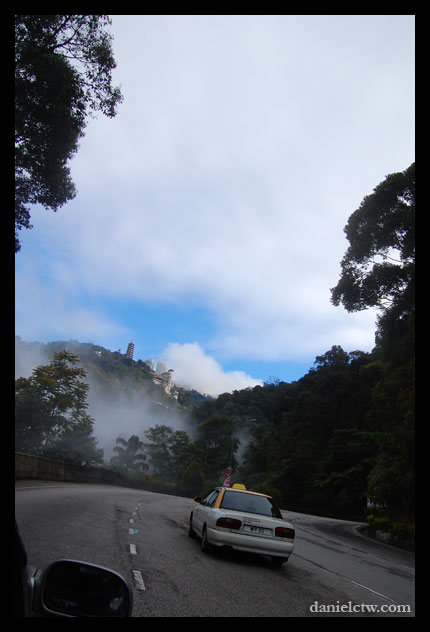 Way Up To Genting