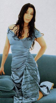 Cher Hot Diva Year 2000
