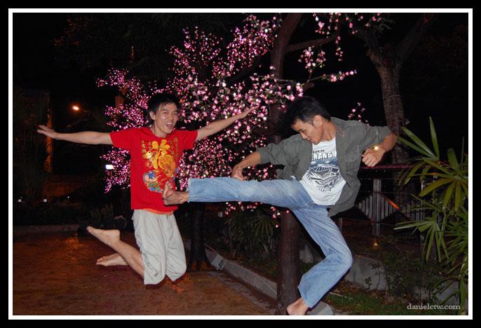NBTD Kick