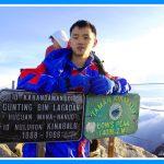 Trekking Up Mount Kinabalu