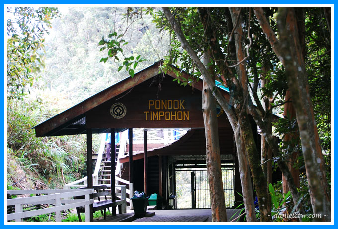 Timpohon hut