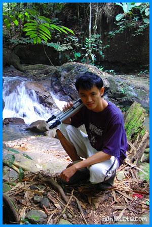danielctw in Mount Nuang