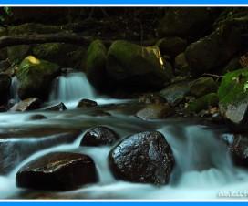 Nuang Waterfall