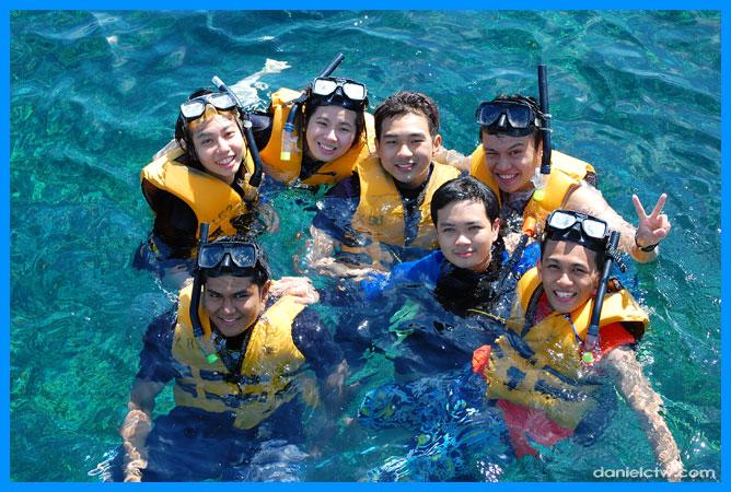 Decent CloseUp Snorkel