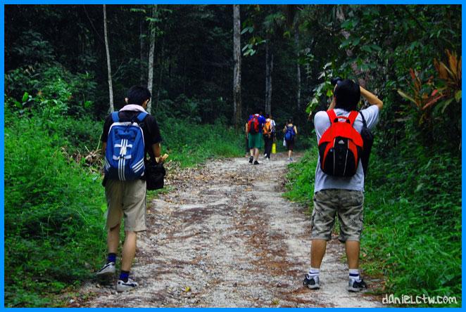 Gunung Nuang Walk