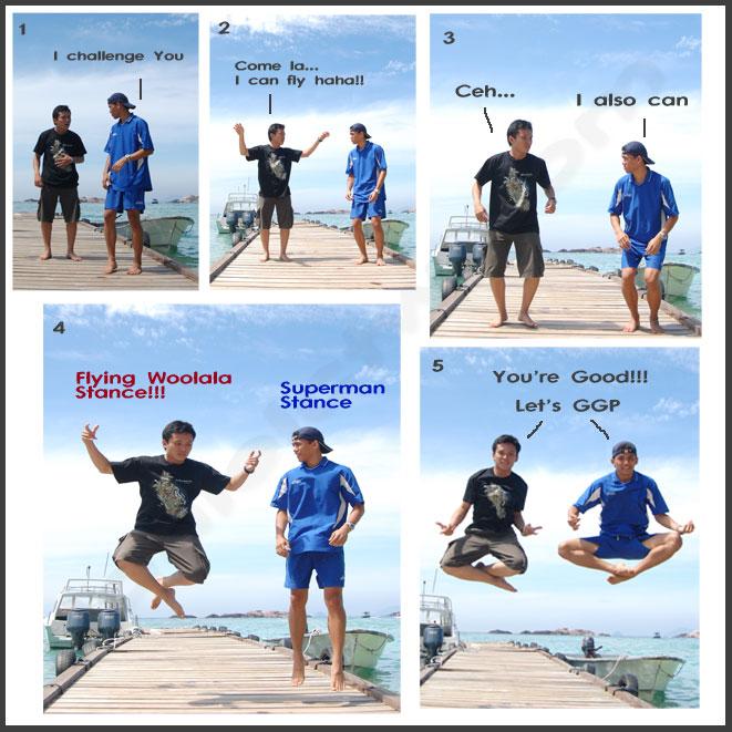 The GGP Jump Story