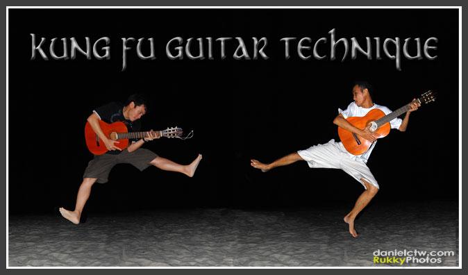 Kung Fu Guitar