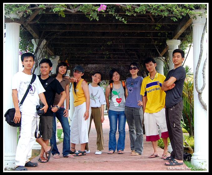 Posers at Kuala Terengganu