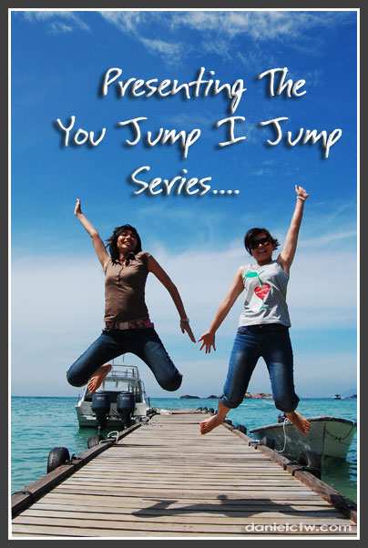 Presenting You Jump I Jump Series