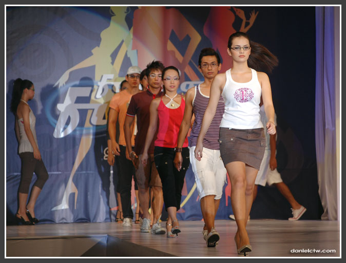 Models Parade Finale