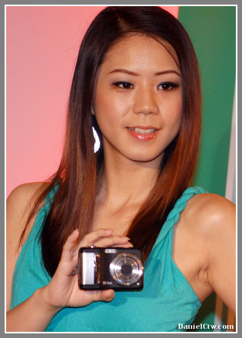 Model in KL Photography Festival