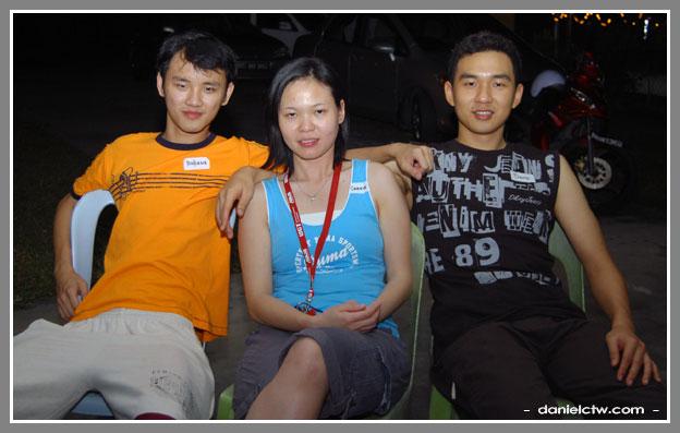 3 schoolmates