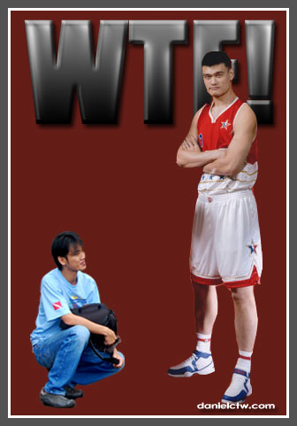 WTF Yao Ming