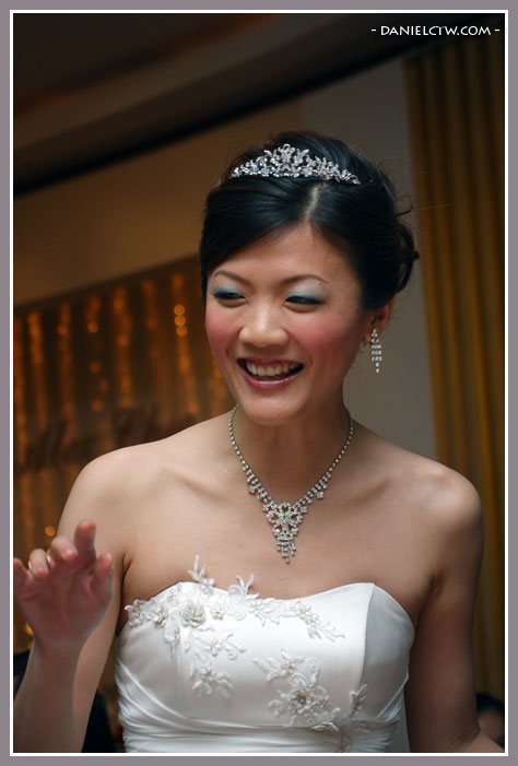Fion Lau, Bride Shot