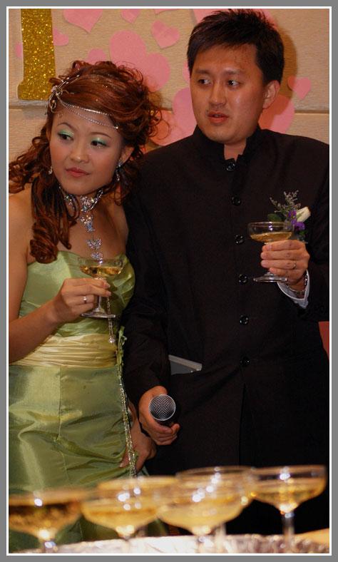 Christy Wedding Couple