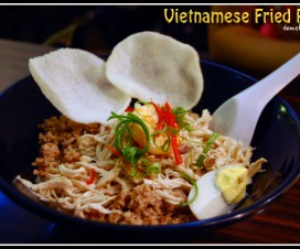 Vietnamese Fried Rice