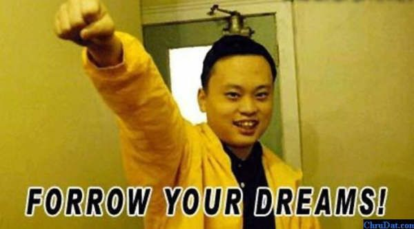 Follow Your Dreams William Hung
