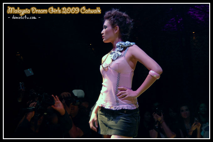 Mist Club Malaysia Dream Girls Catwalk