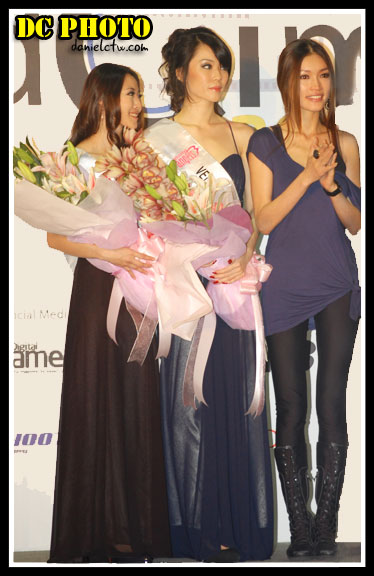 Amber Chia With Felixia and MC