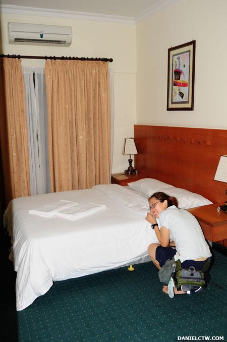 Love the MasterBedroom in Marina Court