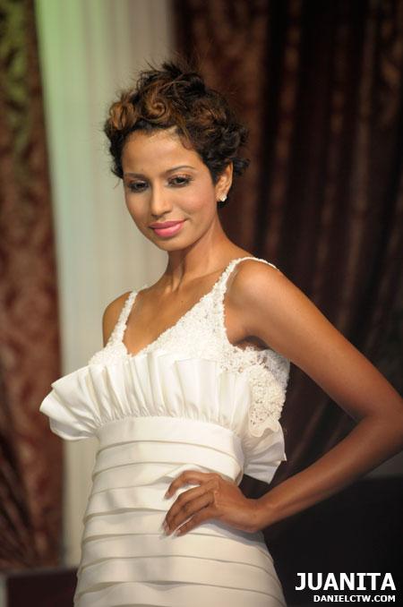Juanita In White