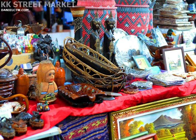 Kota Kinabalu Street Market