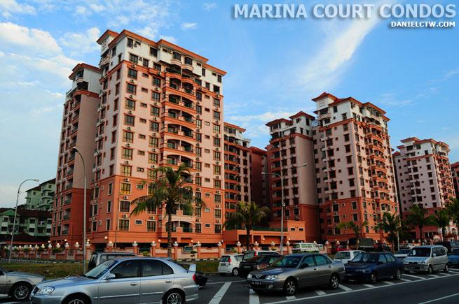 Marina Court Condominium Kota Kinabalu