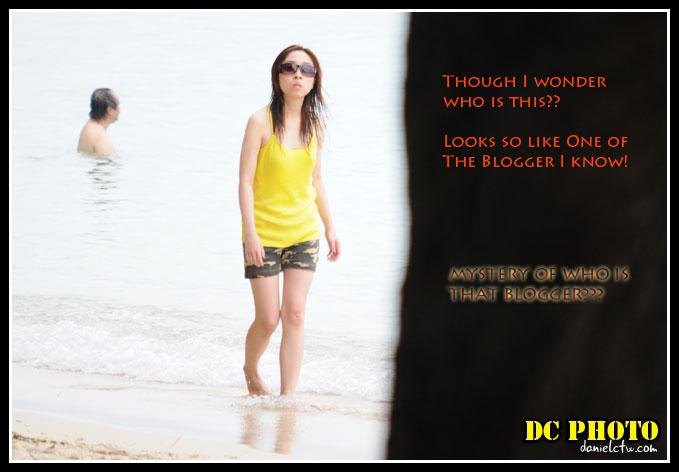 Mystery Blogger Lookalike