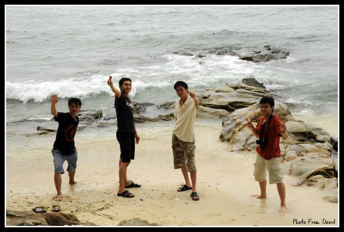 Group Pose