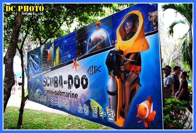 Scuba Doo Mini Submarine