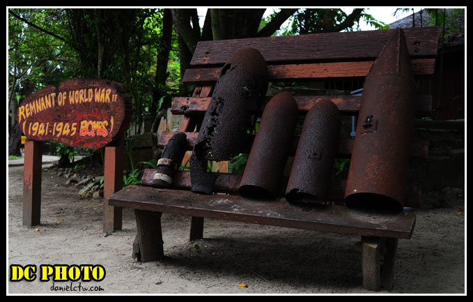 World War 2 Manukan Island
