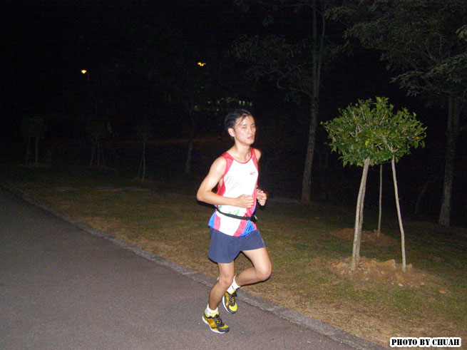DanielCtw Running At Night 22km
