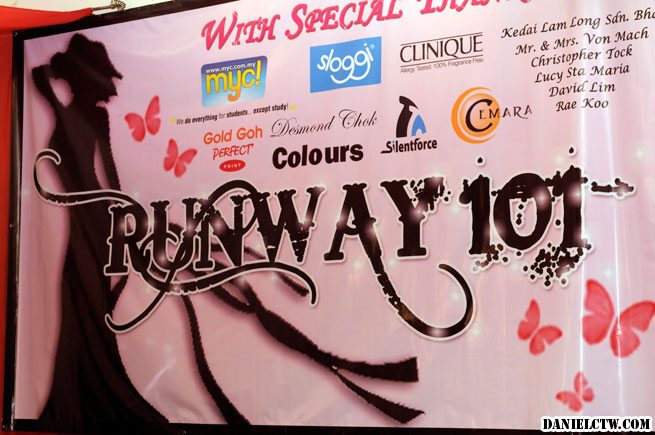 Runway 101 Banner