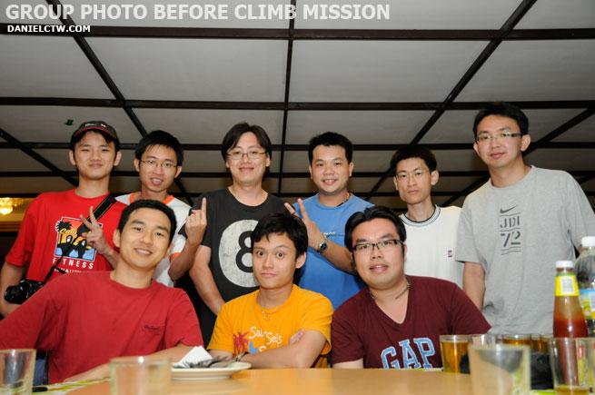 Guys KK Group Photo Together