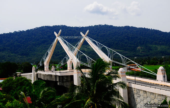 Langkawi Bridge Structure
