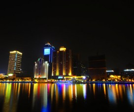 Night View at Guong Zhao