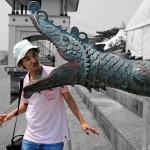Dropping By Cat City – Kuching