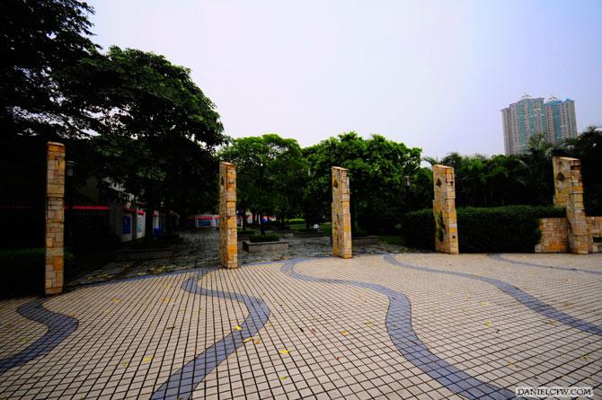 Bored GuongZhao Park