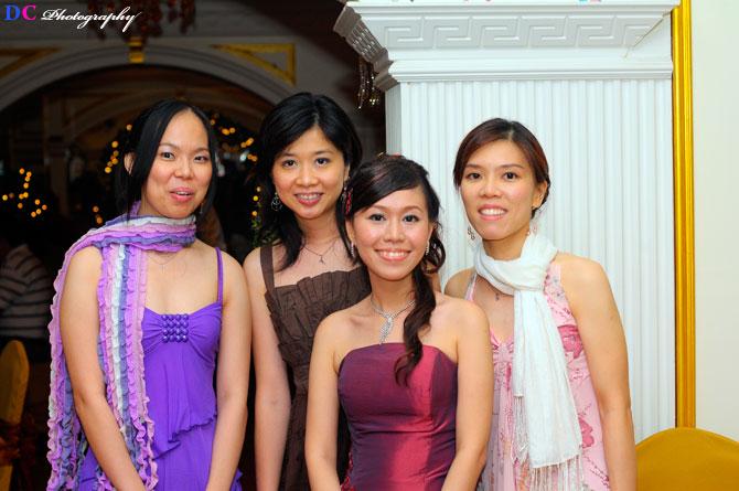 Jimui photos with Bride