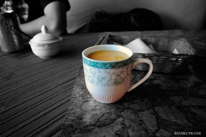 Yak Butter Milk Tea