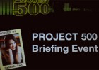 Project 500 Main Screen