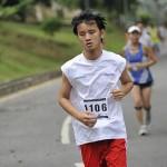 Jog Training 4.9km Taman Melawati