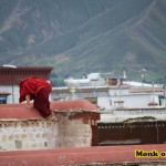 The Day I Visited Temples at Lhasa